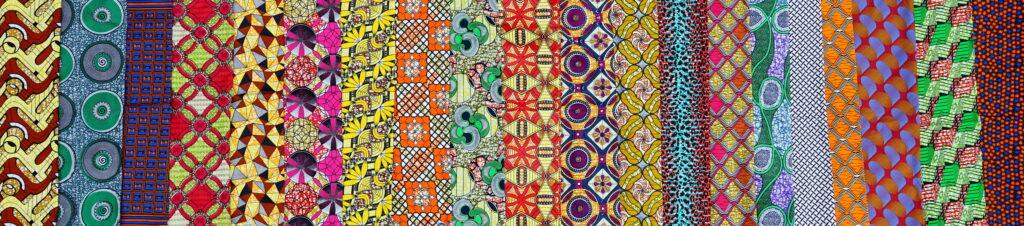 afrykańskie tkaniny
