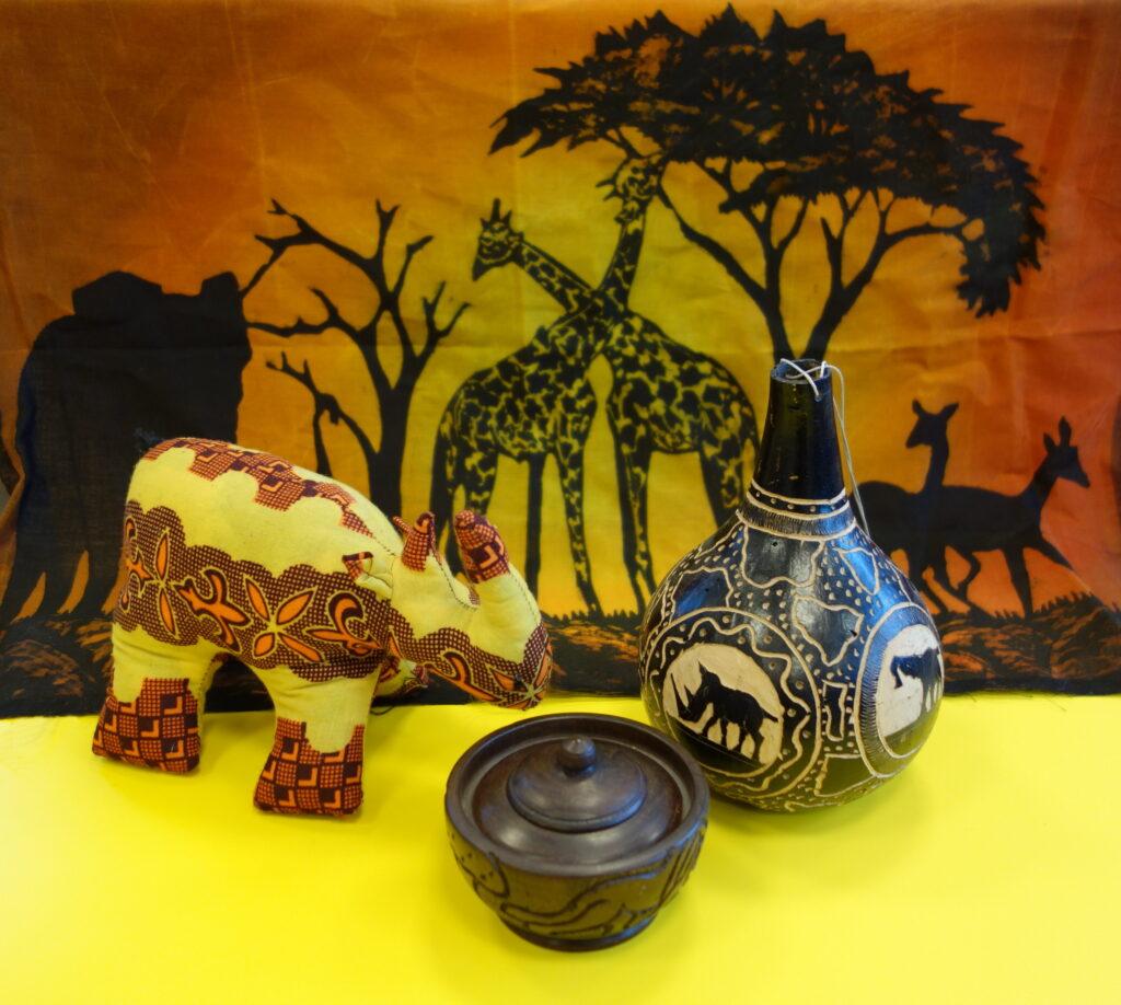 sztuka afrykańska - podróże