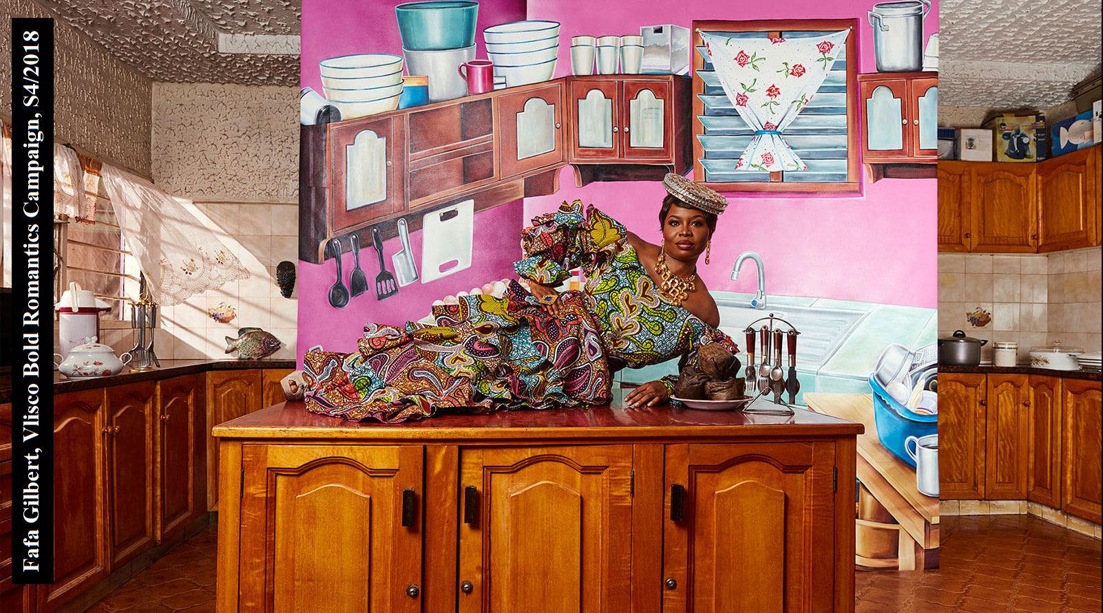 African wax print – duma i uprzedzenie