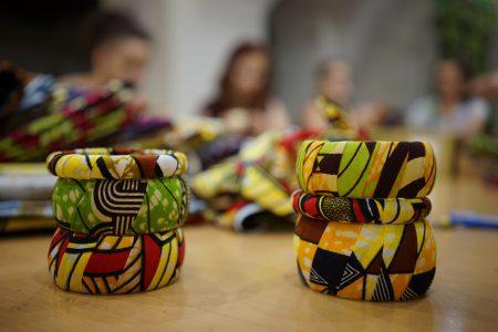 warsztaty - afrykańska biżuteria