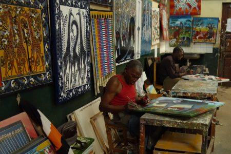 tingatinga - afrykańskie malarstwo