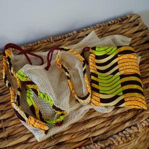 woreczki - afrykańskie dodatki